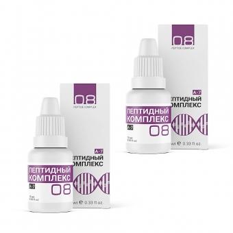 Peptiden: Peptidkomplex | 2x 10ml | Set | PK08