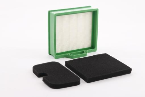 HEPA Filterset für Buran Staubsauger