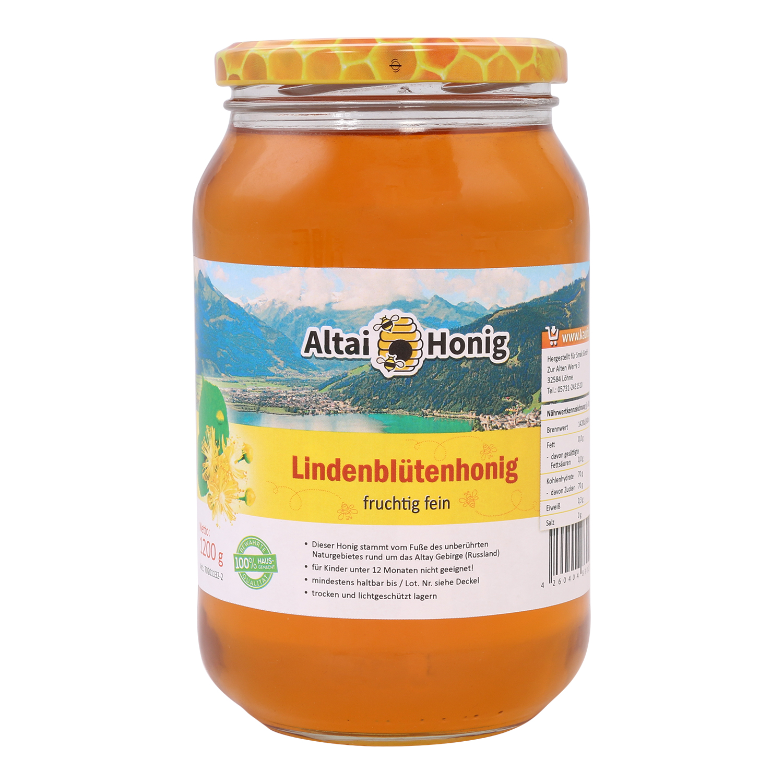 Lindenhonig 1200g