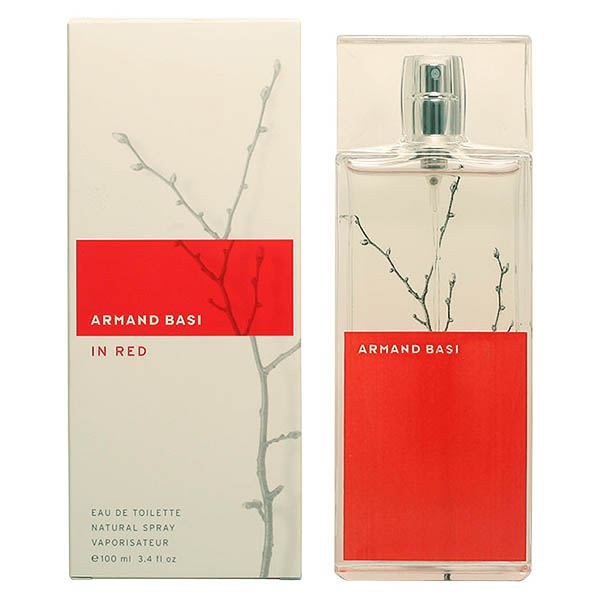Kaufbei.tv | Damenparfum In Red Armand Basi EDT | online kaufen