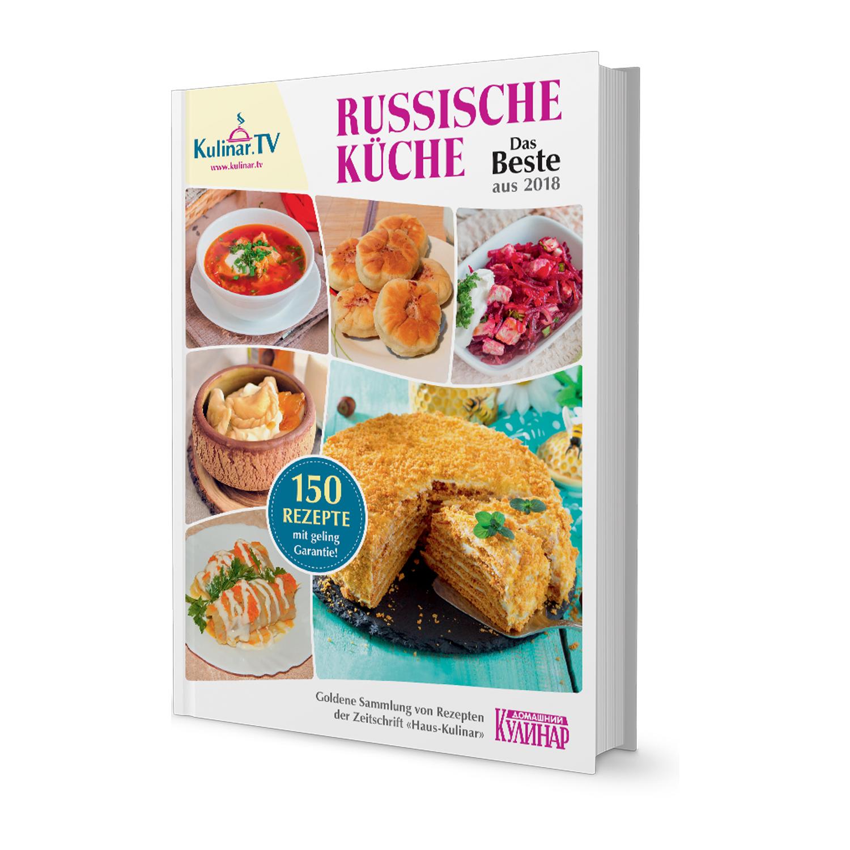 Kochbuch Russische Rezepte 2018 Kollektion