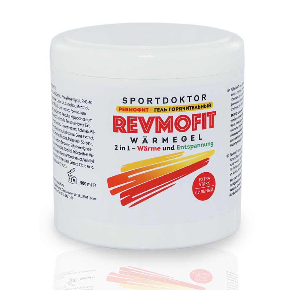 RevmoFit Wärmegel 500ml extra Stark