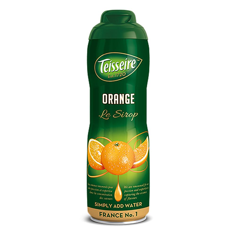 Teisseire Sirup Orange 600 ml